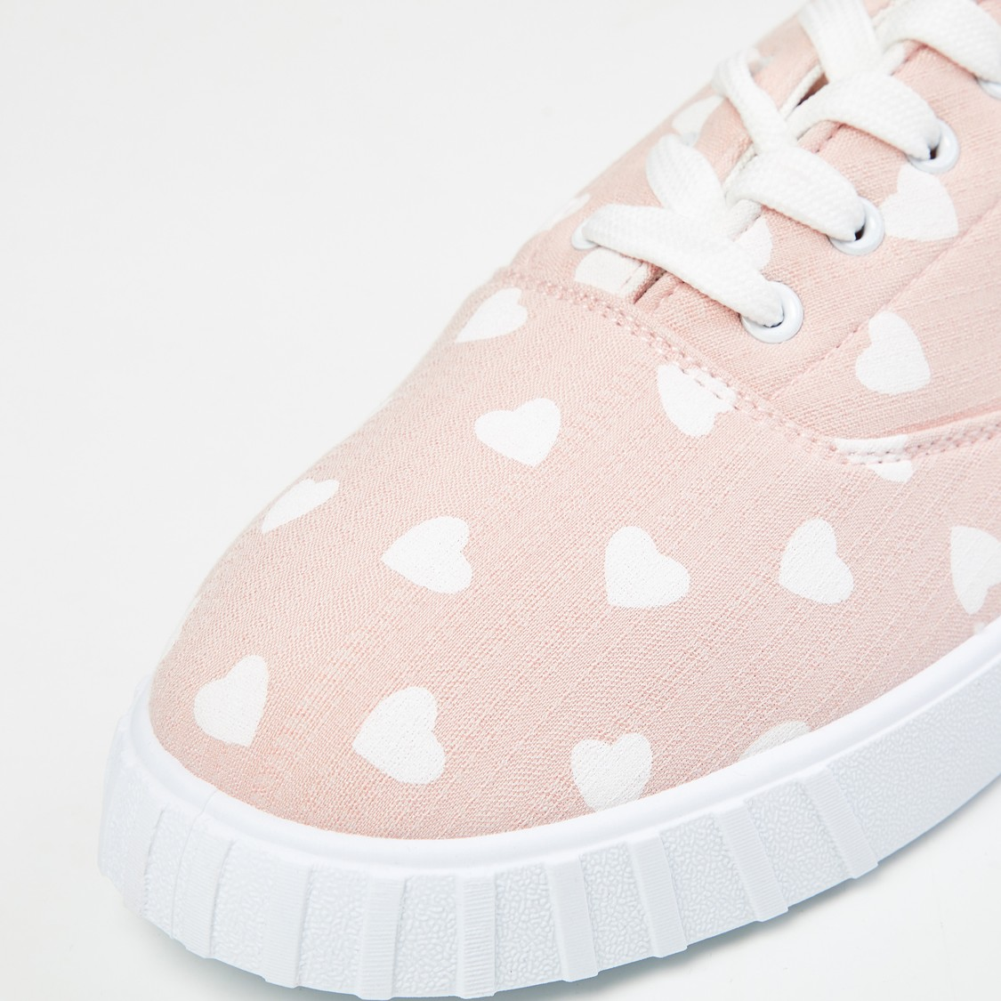 MAX Printed Lace-up Casual Shoes