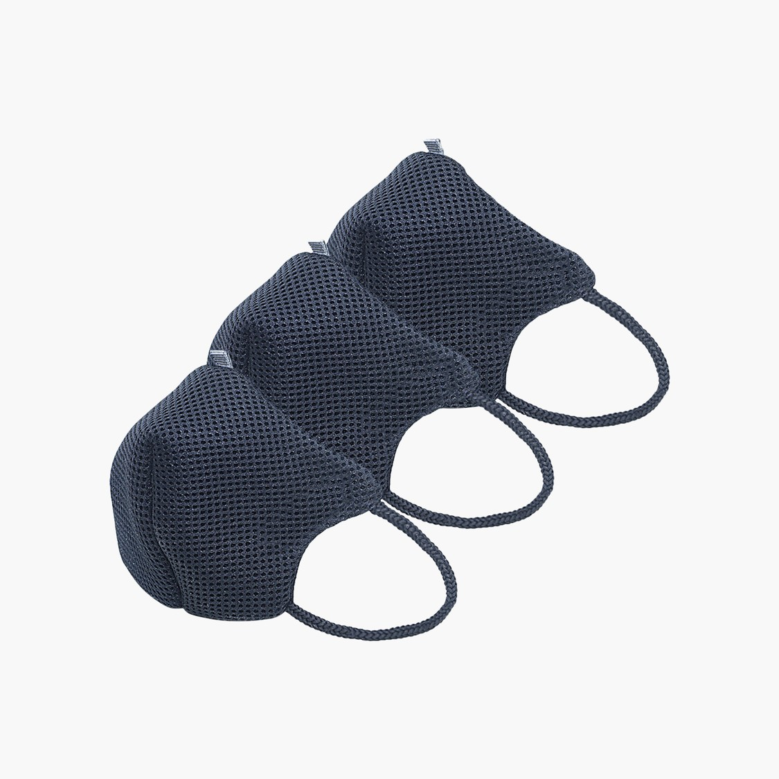 MAX Textured Face Mask- Set of 3