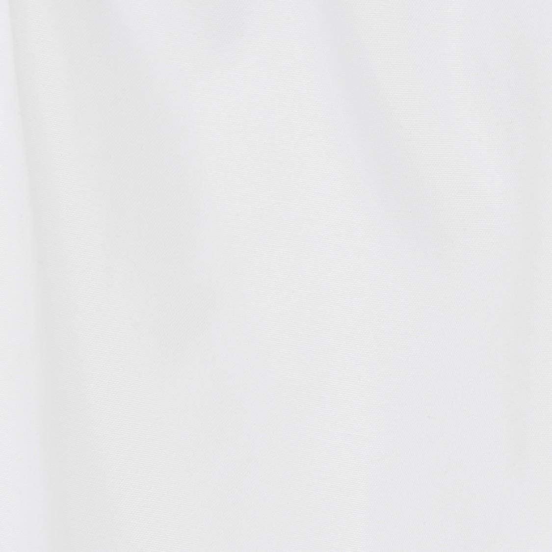 MAX Printed Band Collar Kurta with Elasticated Waist Pyjamas