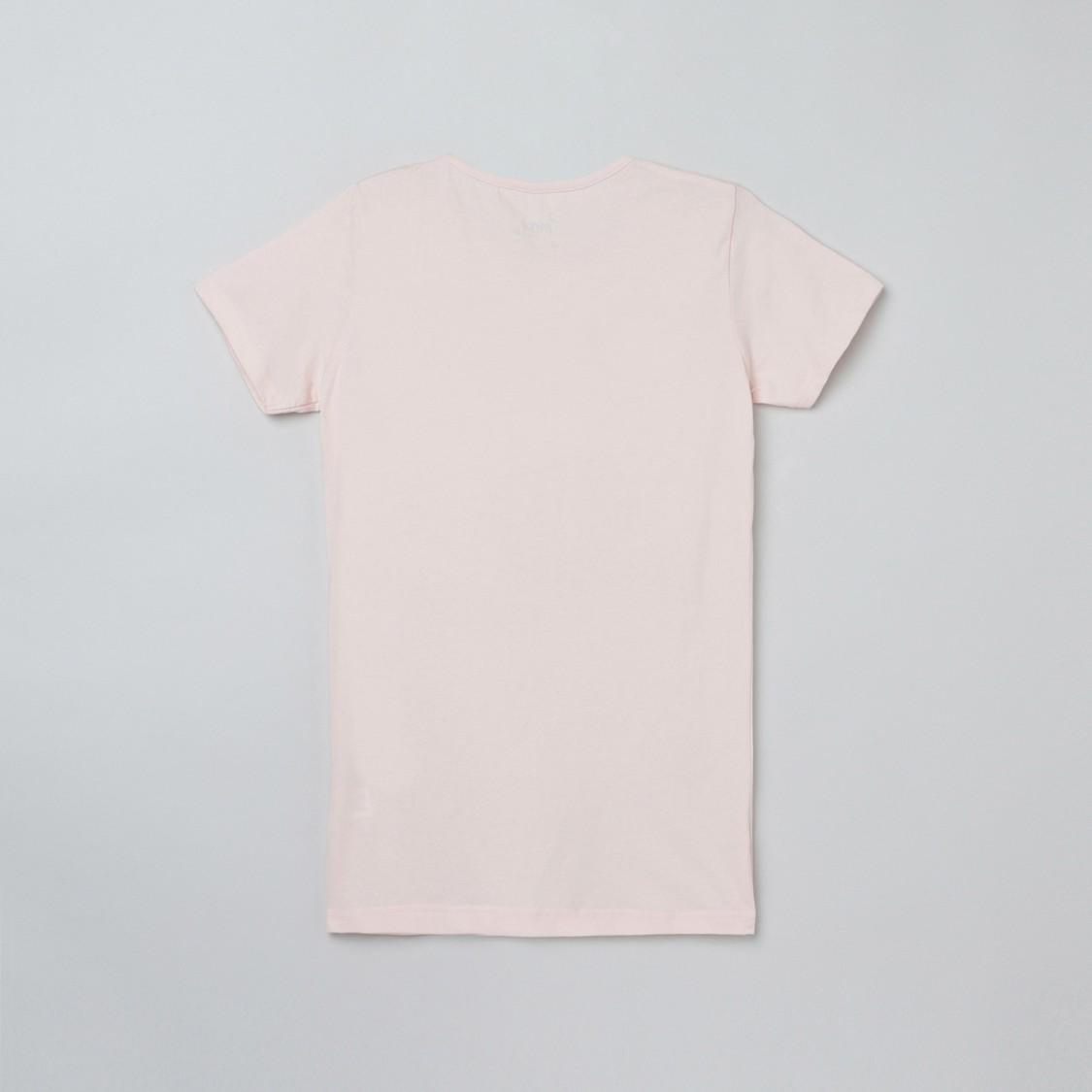MAX Printed Cap Sleeves T-shirt with Pyjamas