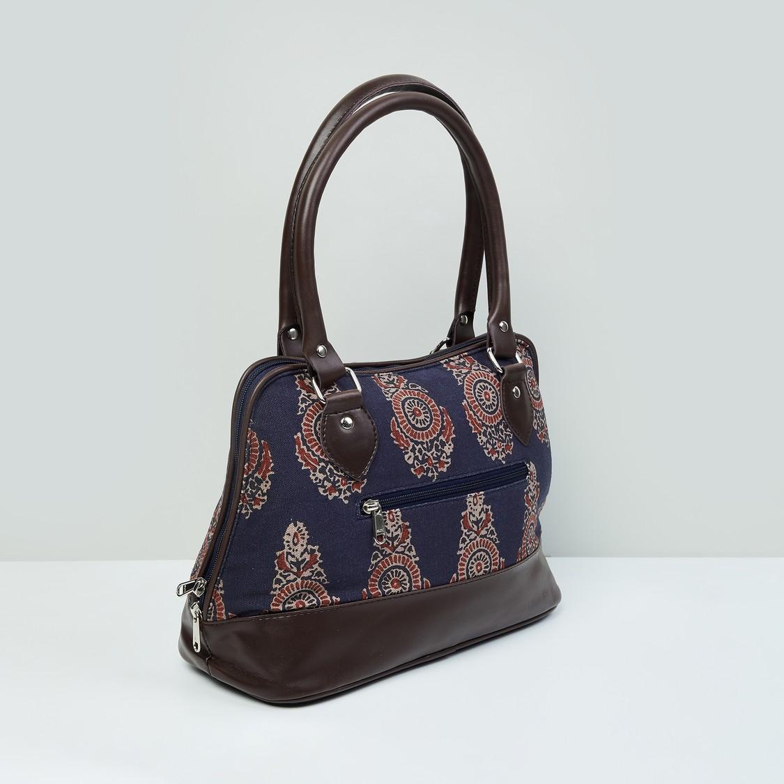 MAX Printed Handbag