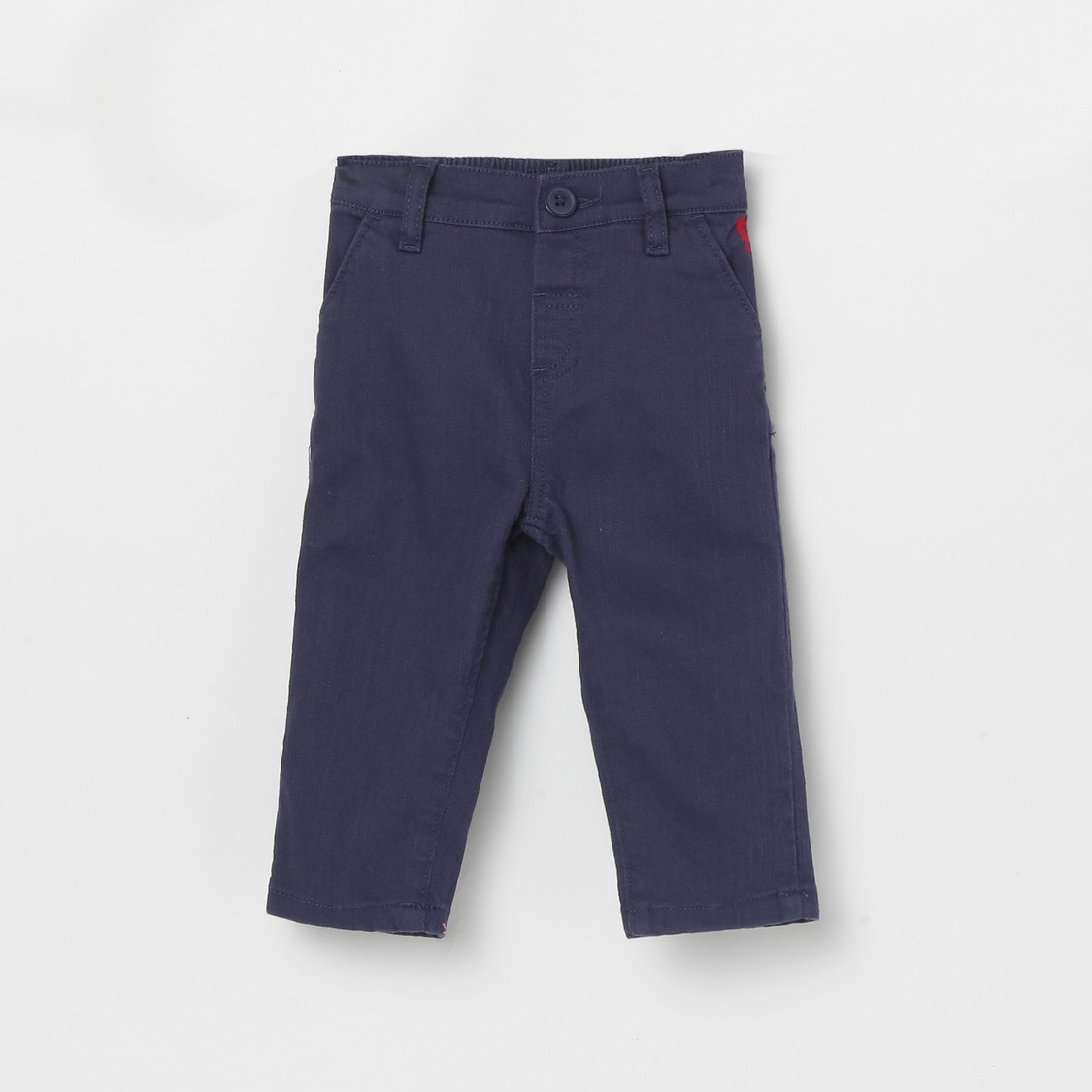MAX Solid Trousers