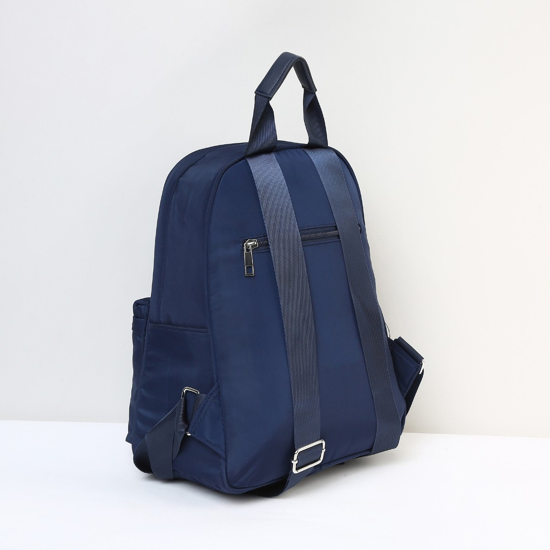 MAX Printed Backpack with Pouch