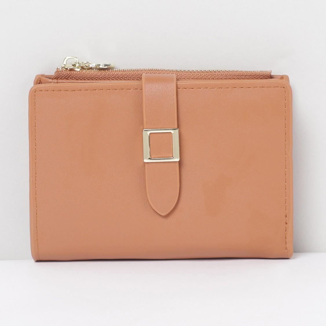MAX Solid Bi-Fold Wallet