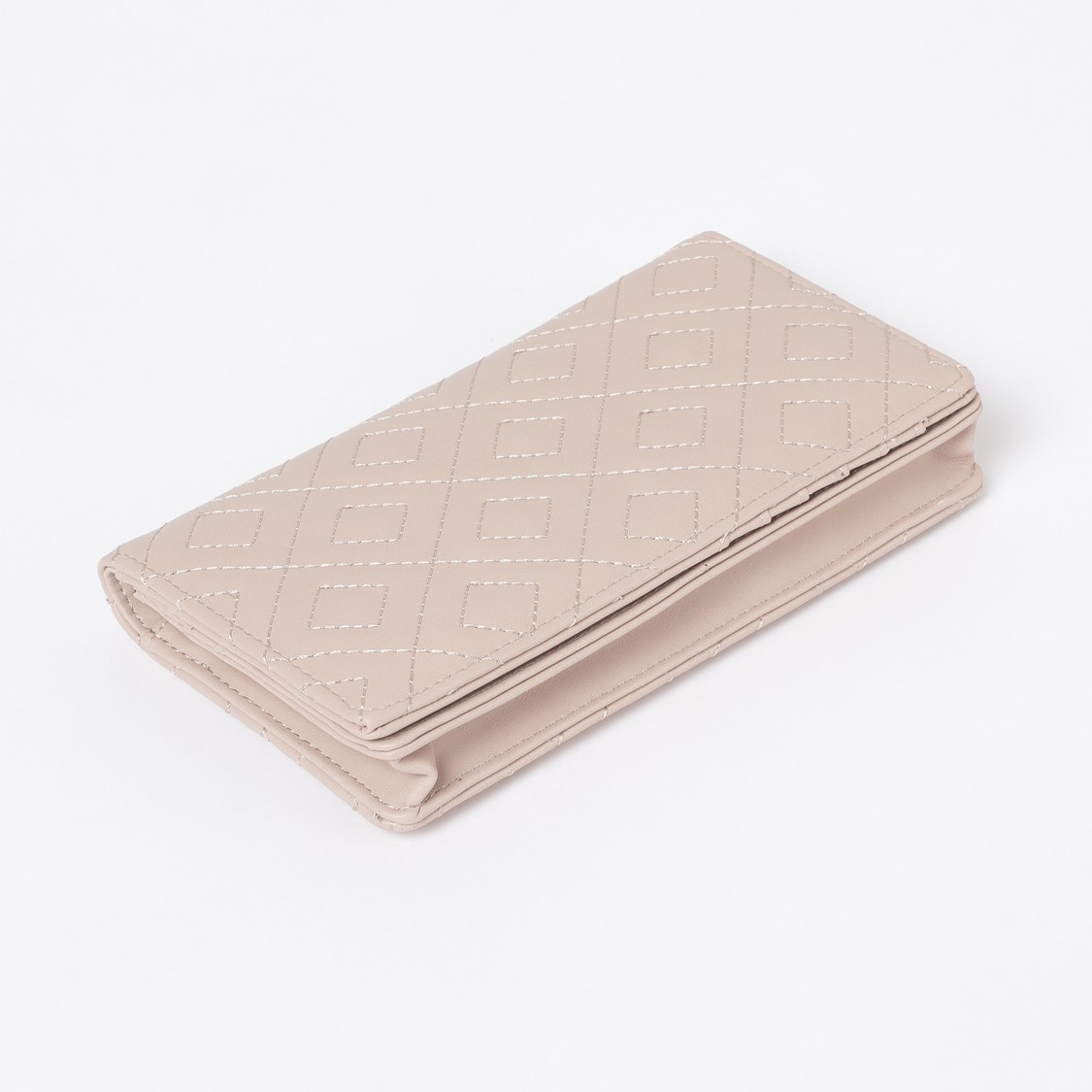 MAX Textured Wallet with Sling