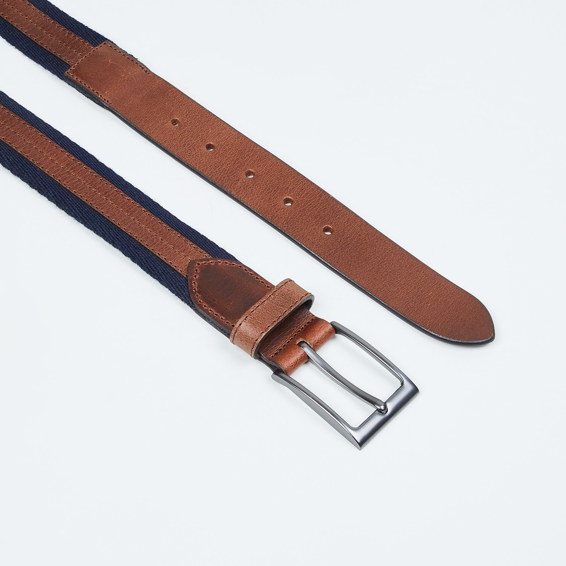 MAX Colourblocked Casual Belt