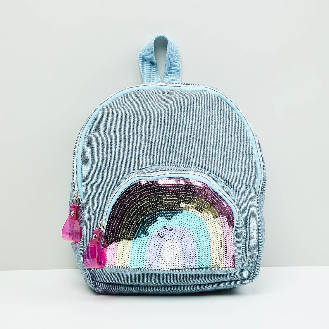 MAX Sequinned Backpack