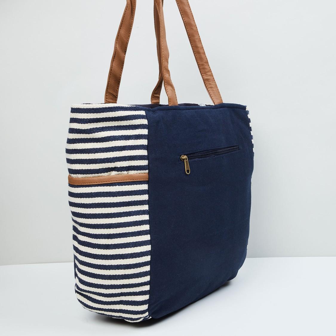 MAX Embellished Tote Bag
