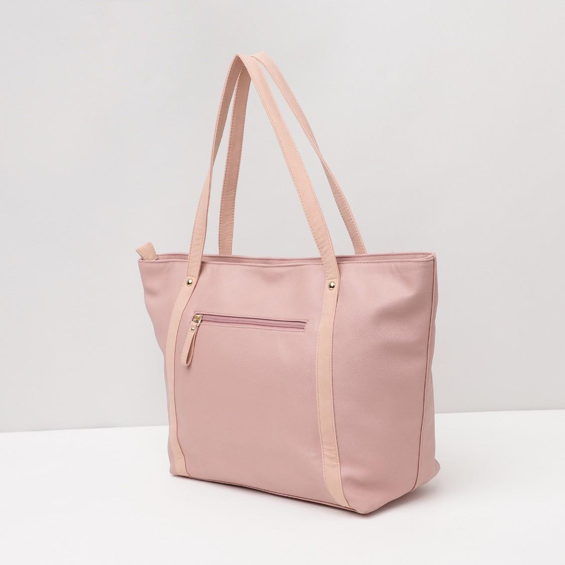 MAX Solid Shoulder Bag
