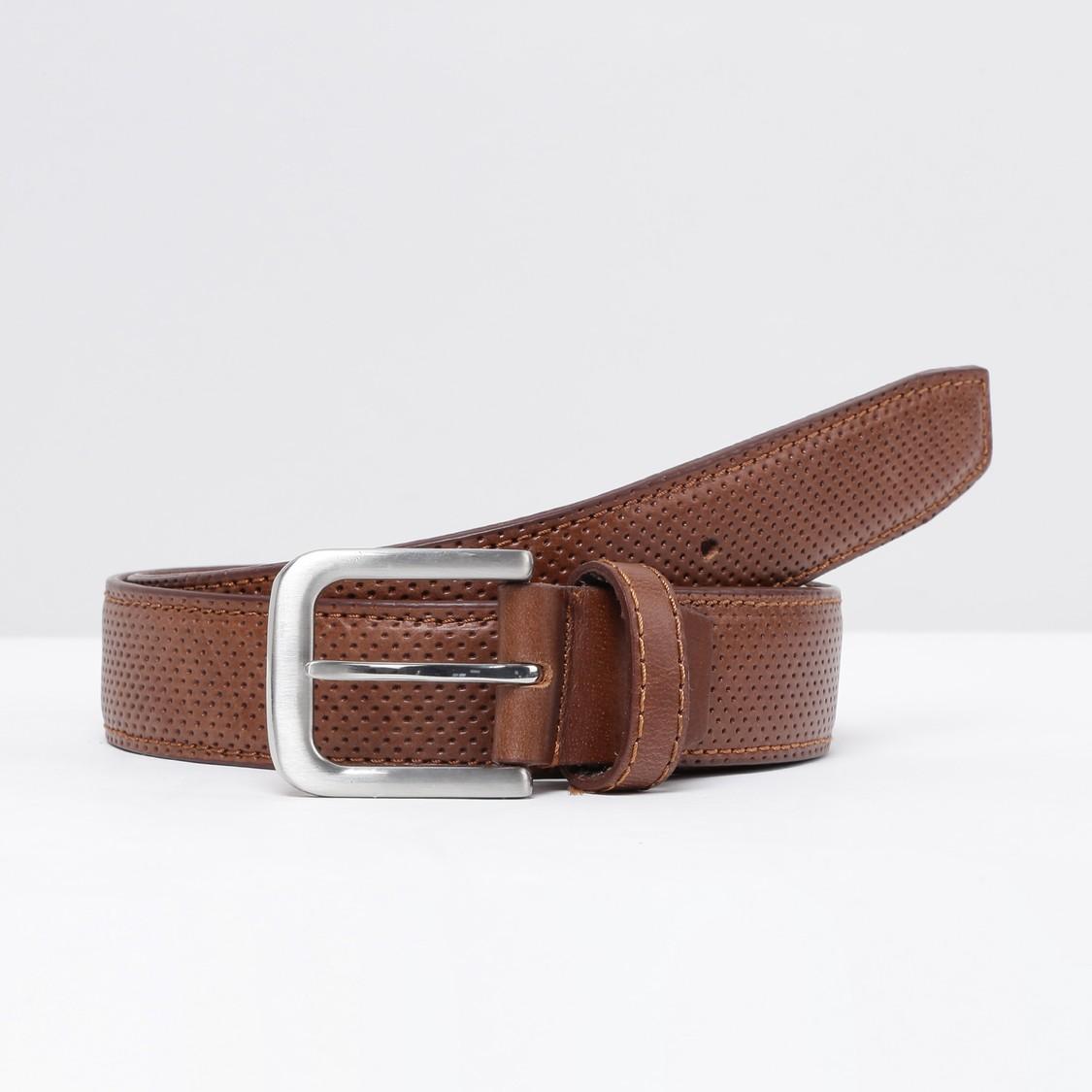MAX Textured Formal Belt