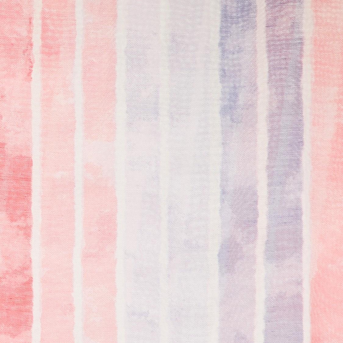 MAX Colourblocked Tassel Detailed Scarf