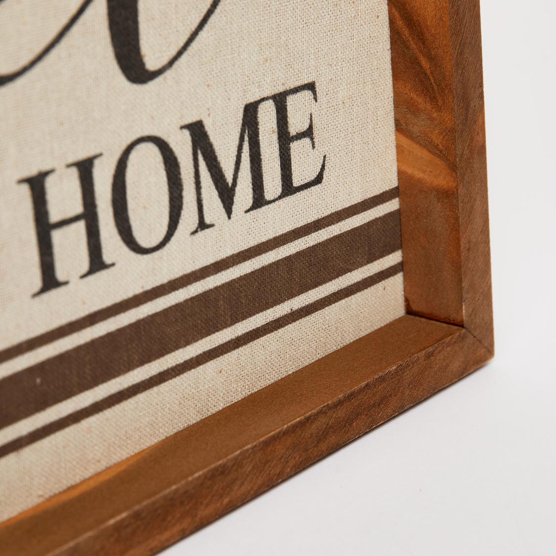 قطعة ديكور بتصميم هوم سويت هوم