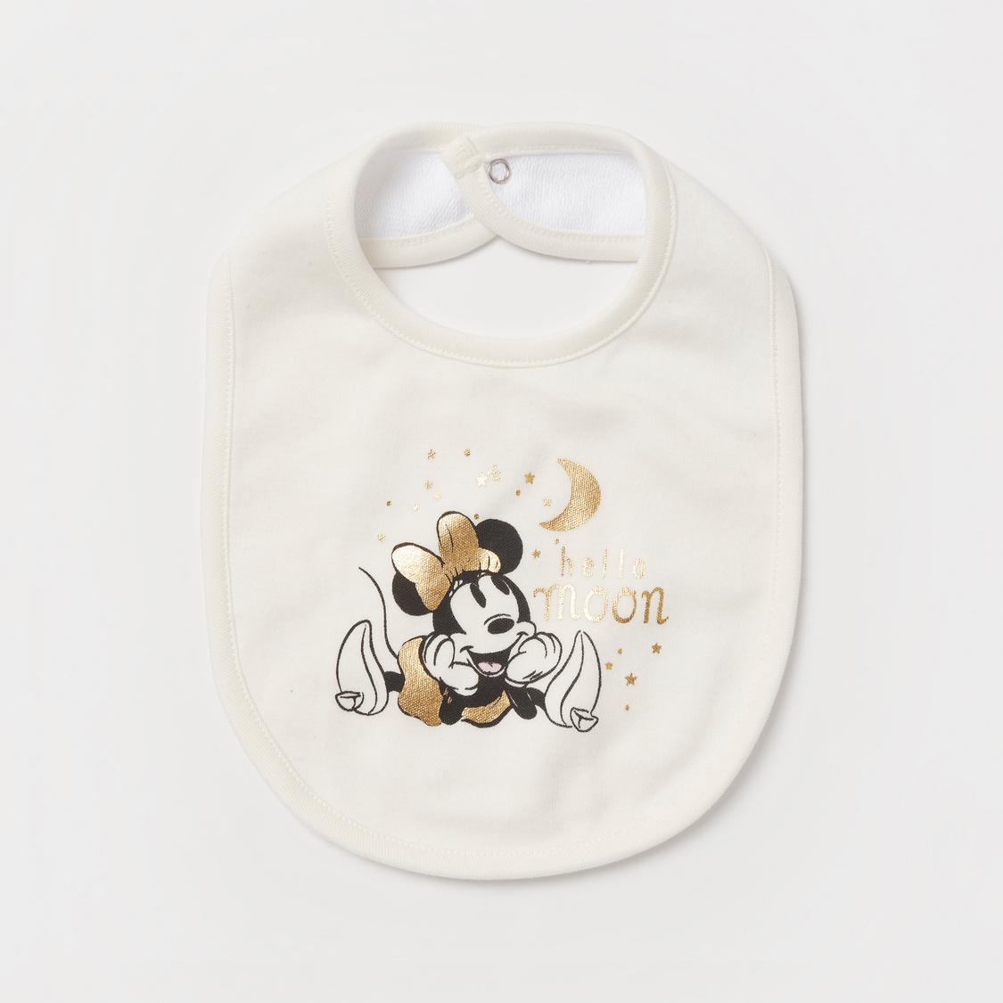 طقم هدايا ملابس أطفال بطبعات ميكي ماوس -  5 قطع