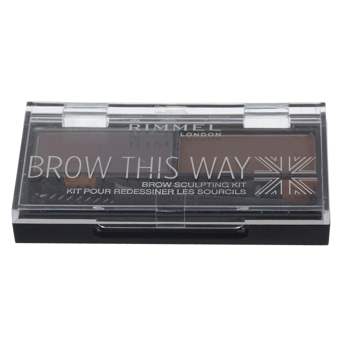 Rimmel Brow Styler Kit
