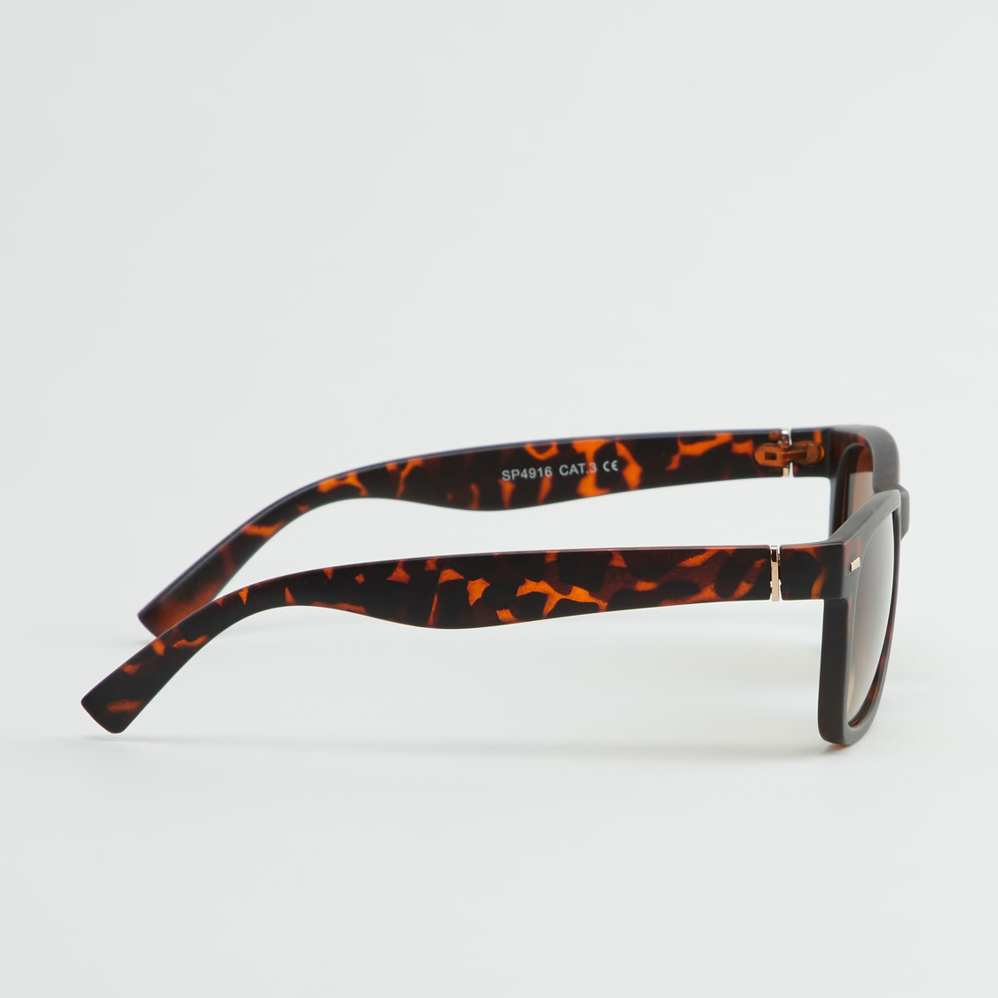 Gradient Sunglasses with Patterned Frames