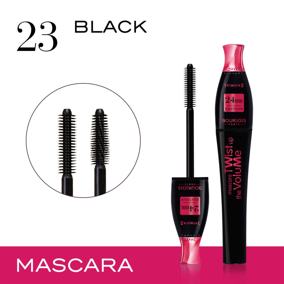 Bourjois Twist up the Volume Mascara - 8 ml
