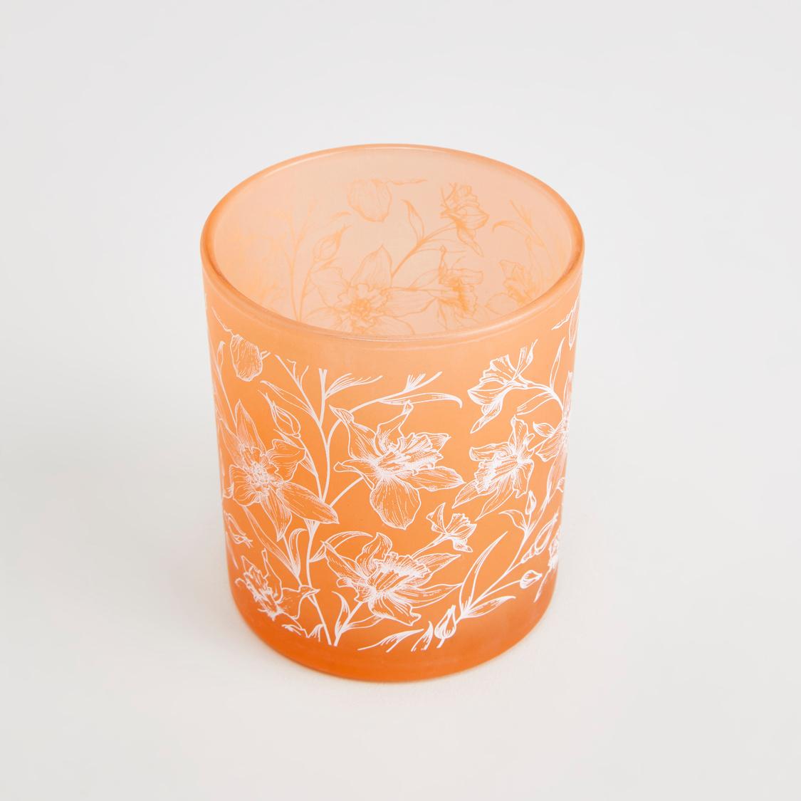 Votive Candle Holder - 9x9x10 cms