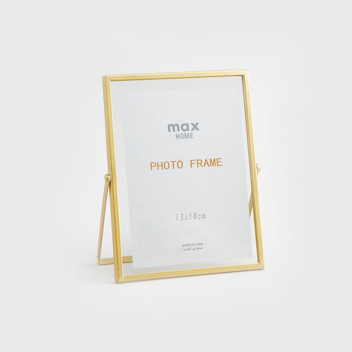 Square Shaped Photo Frame - 13x18 cms