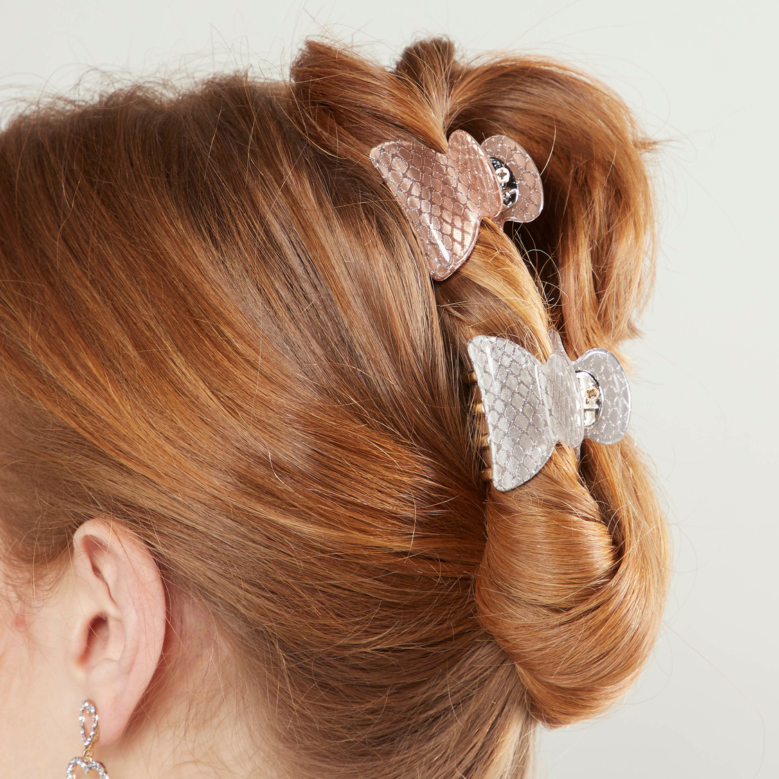 Set of 3 - Assorted Hair Clamps