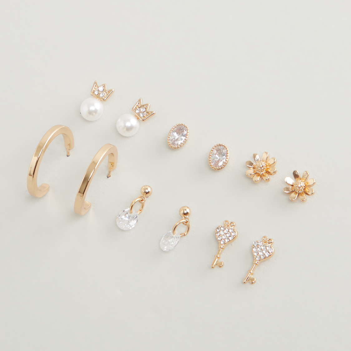 Set of 6 - Assorted Earrings