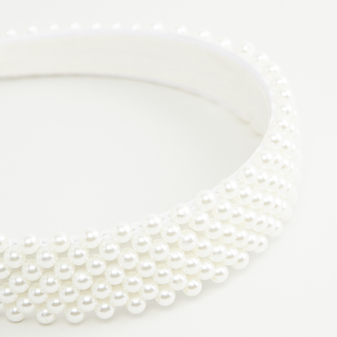 Pearl Detail Hair Band