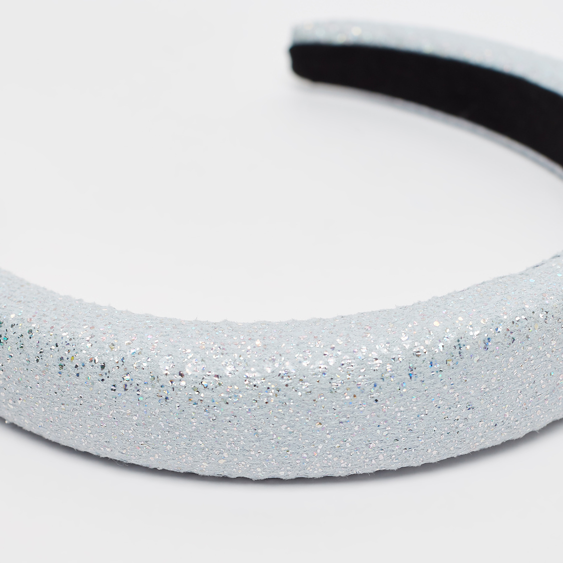Glitter Accent Hair Band