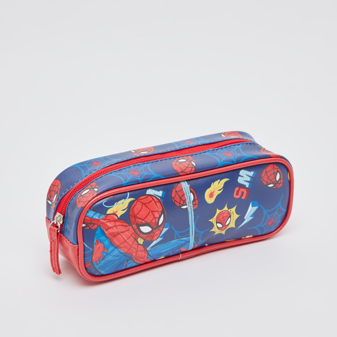 Spider-Man Print Pencil Case