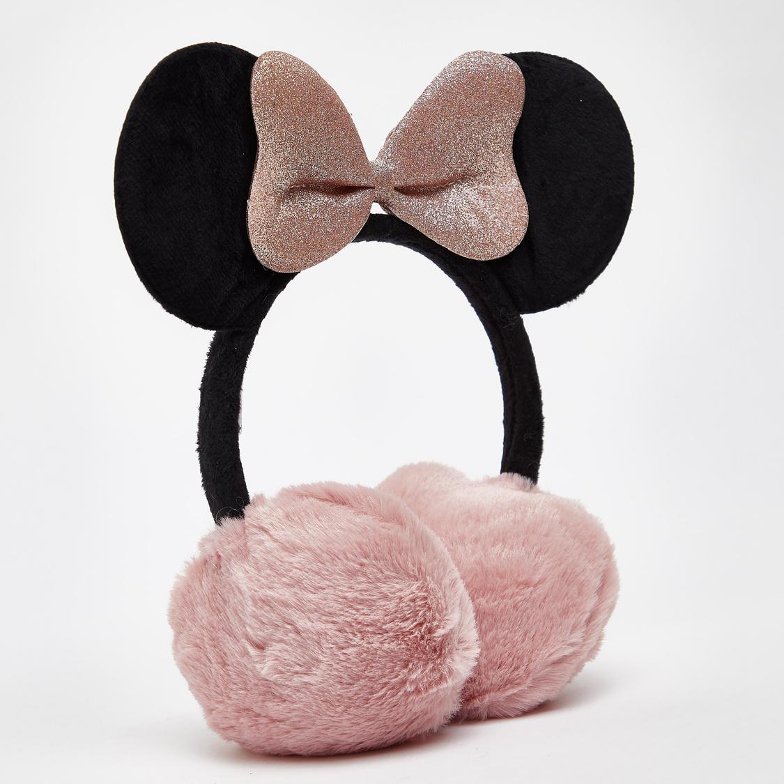 غطاء أذنين بتصميم ميني ماوس