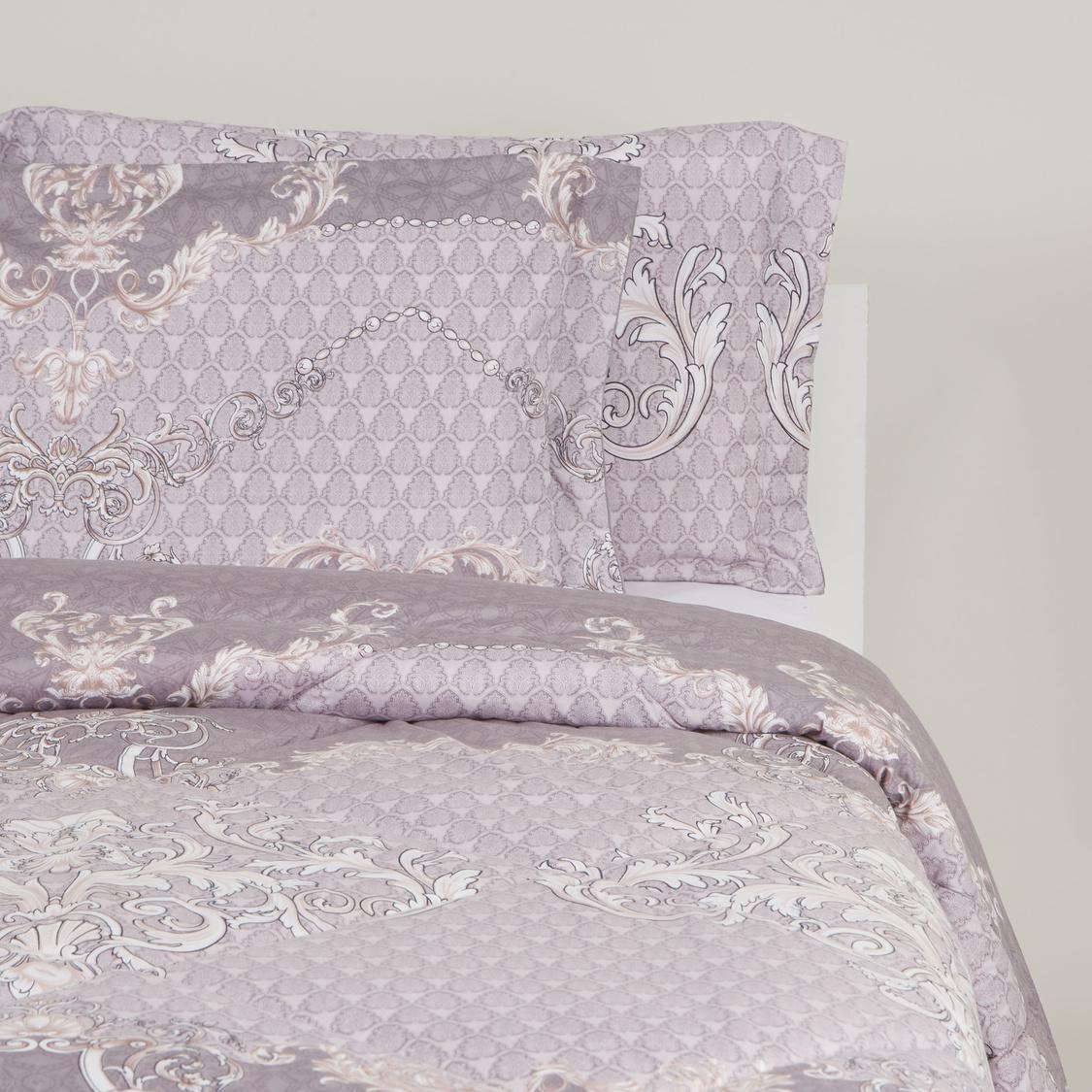 3-Piece King Size Comforter Set - 220x230 cms