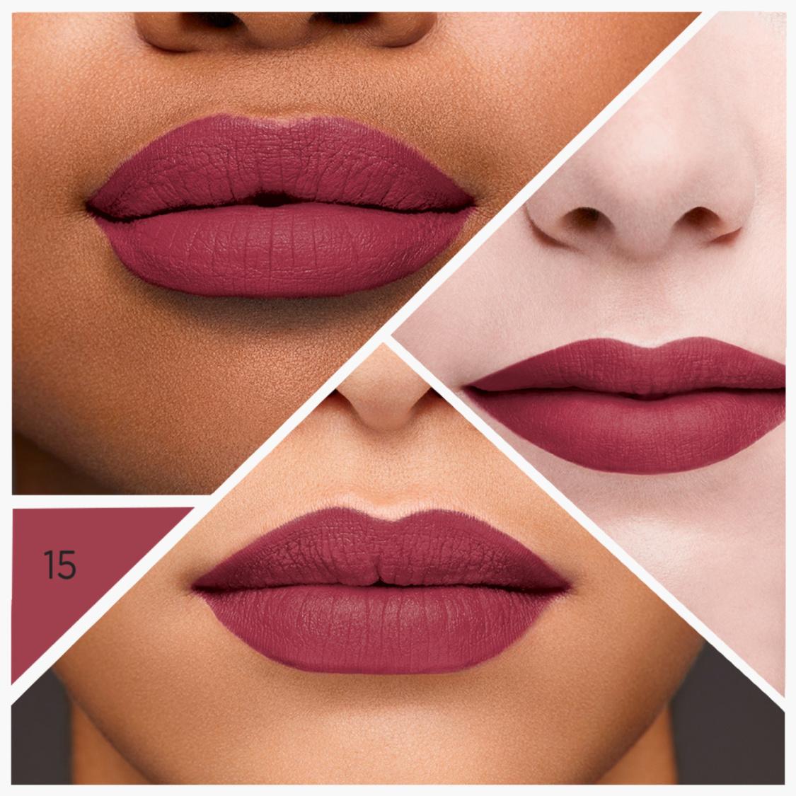 Bourjois Paris Rouge Velvet Ink Liquid Lipstick - 3.5 ml