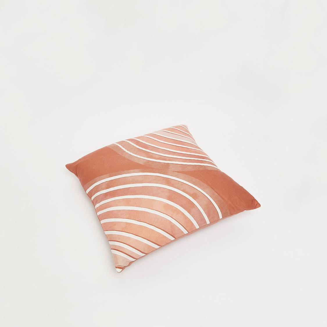 Textured Square Cushion - 45x45 cms
