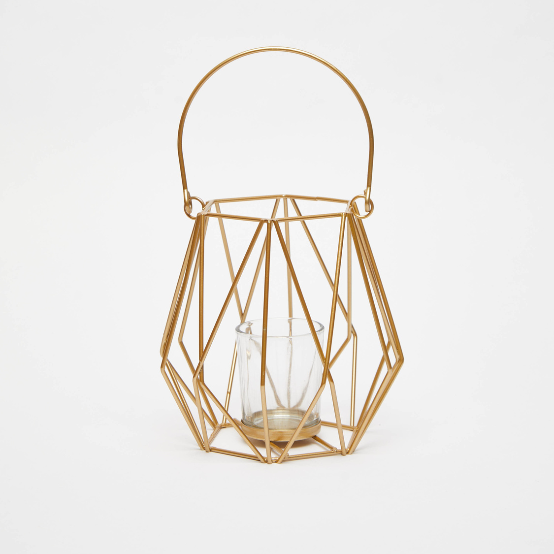Lantern Candle Holder with Handle