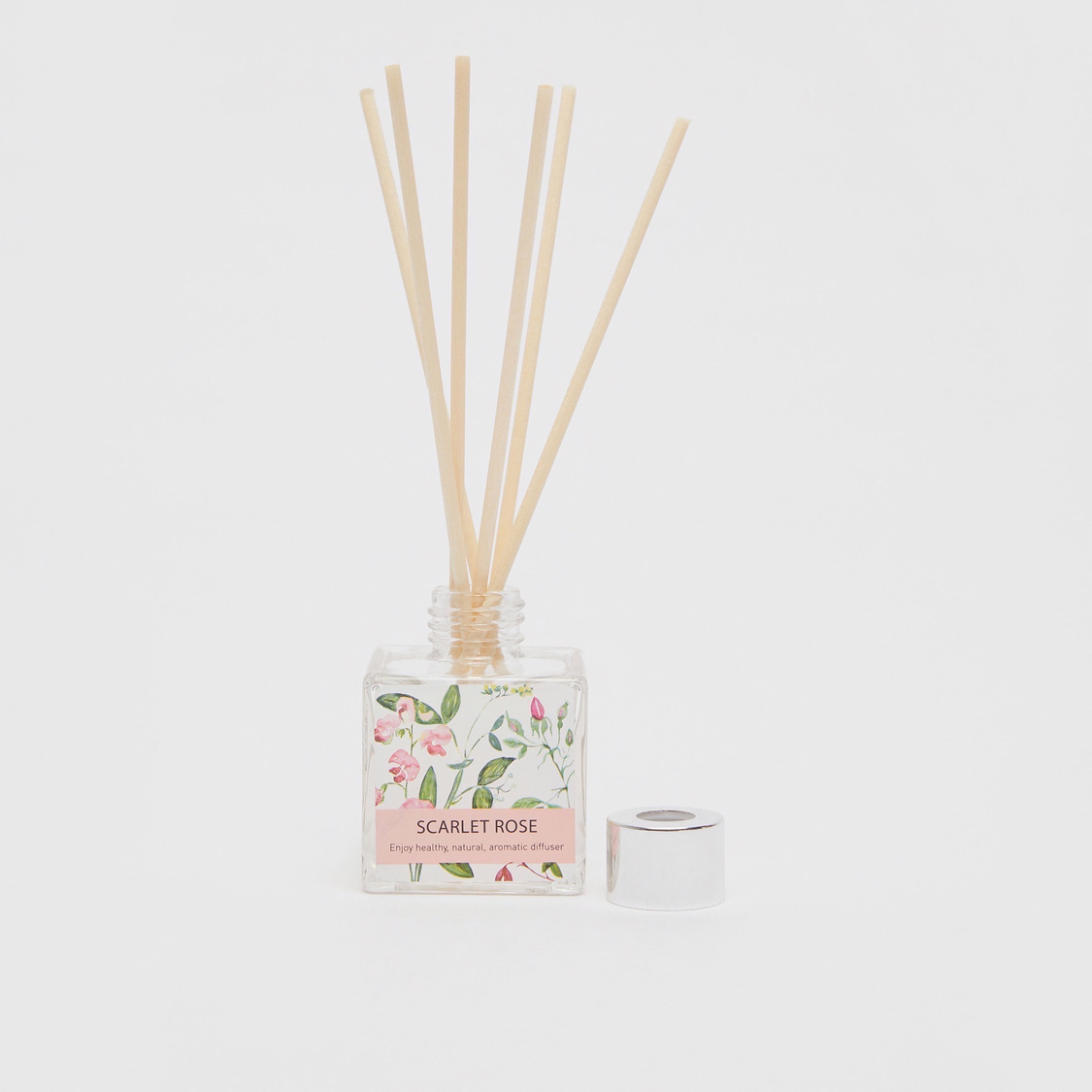 Scarlet Rose Reed Diffuser - 50 ml