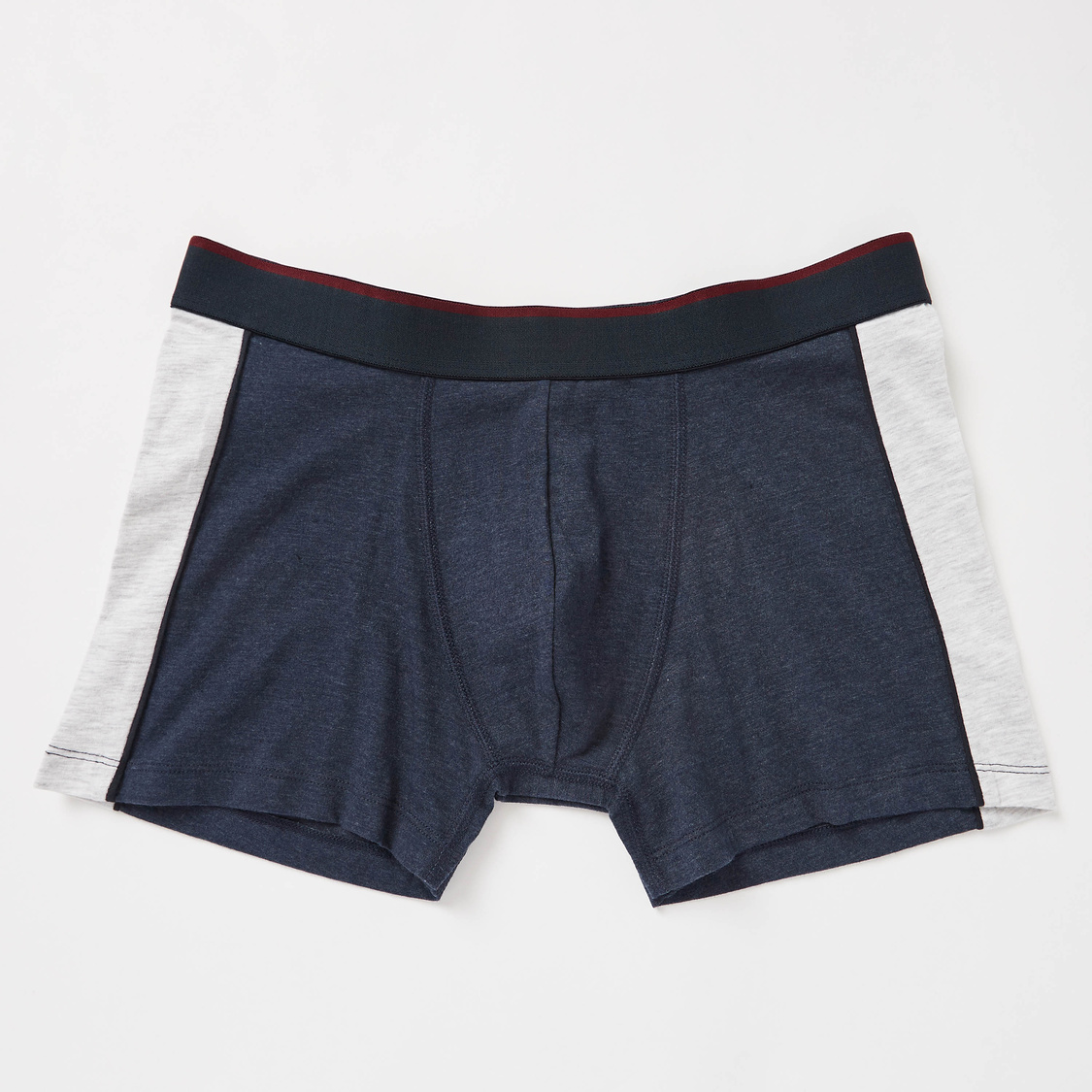Set of 2 - Printed Trunks with Elasticised Waistband