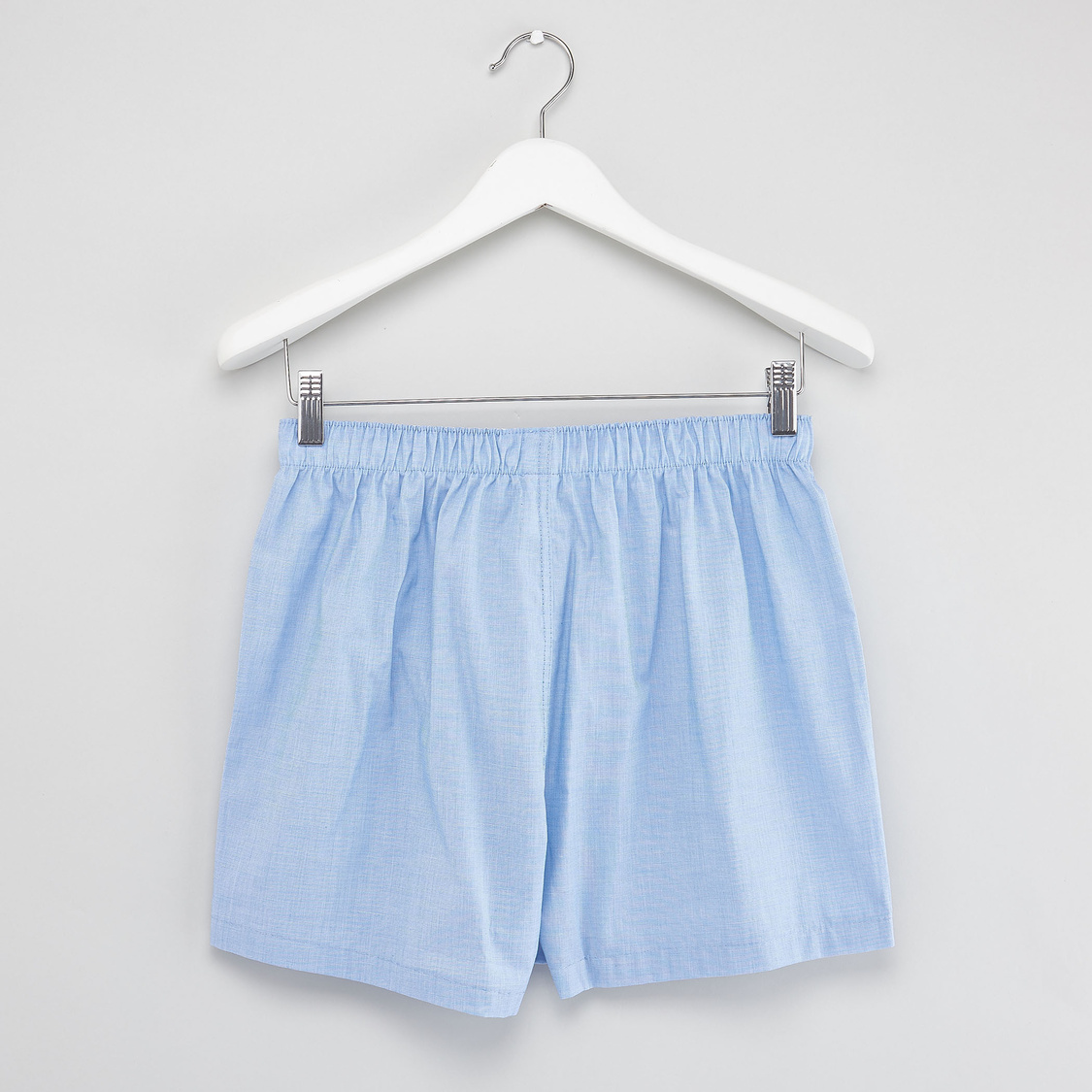 Set of 2 - Printed Boxers with Elasticised Waistband