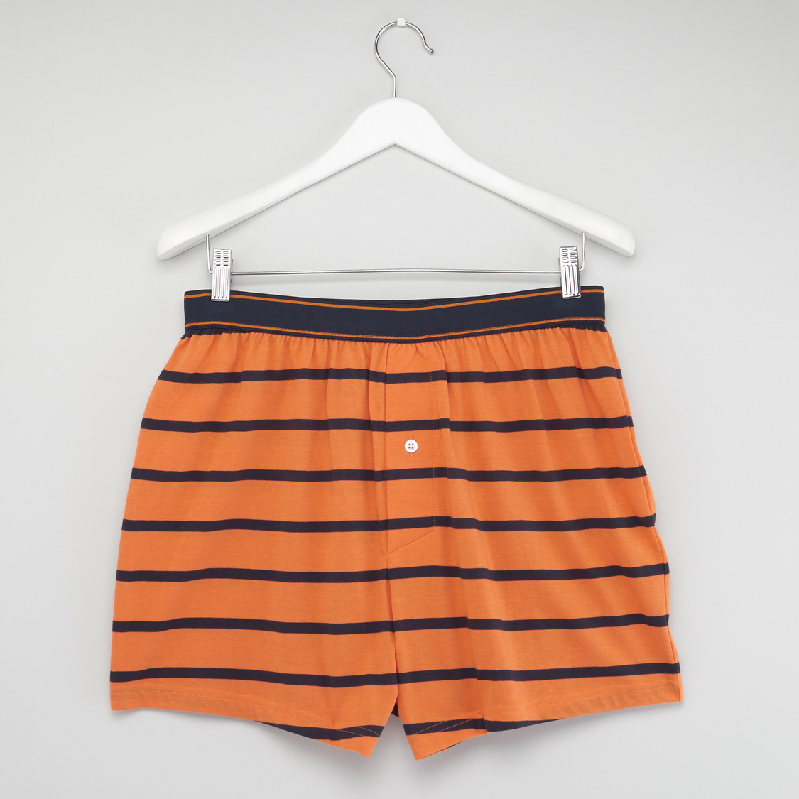 Set of 2 - Assorted Trunks with Button Detail