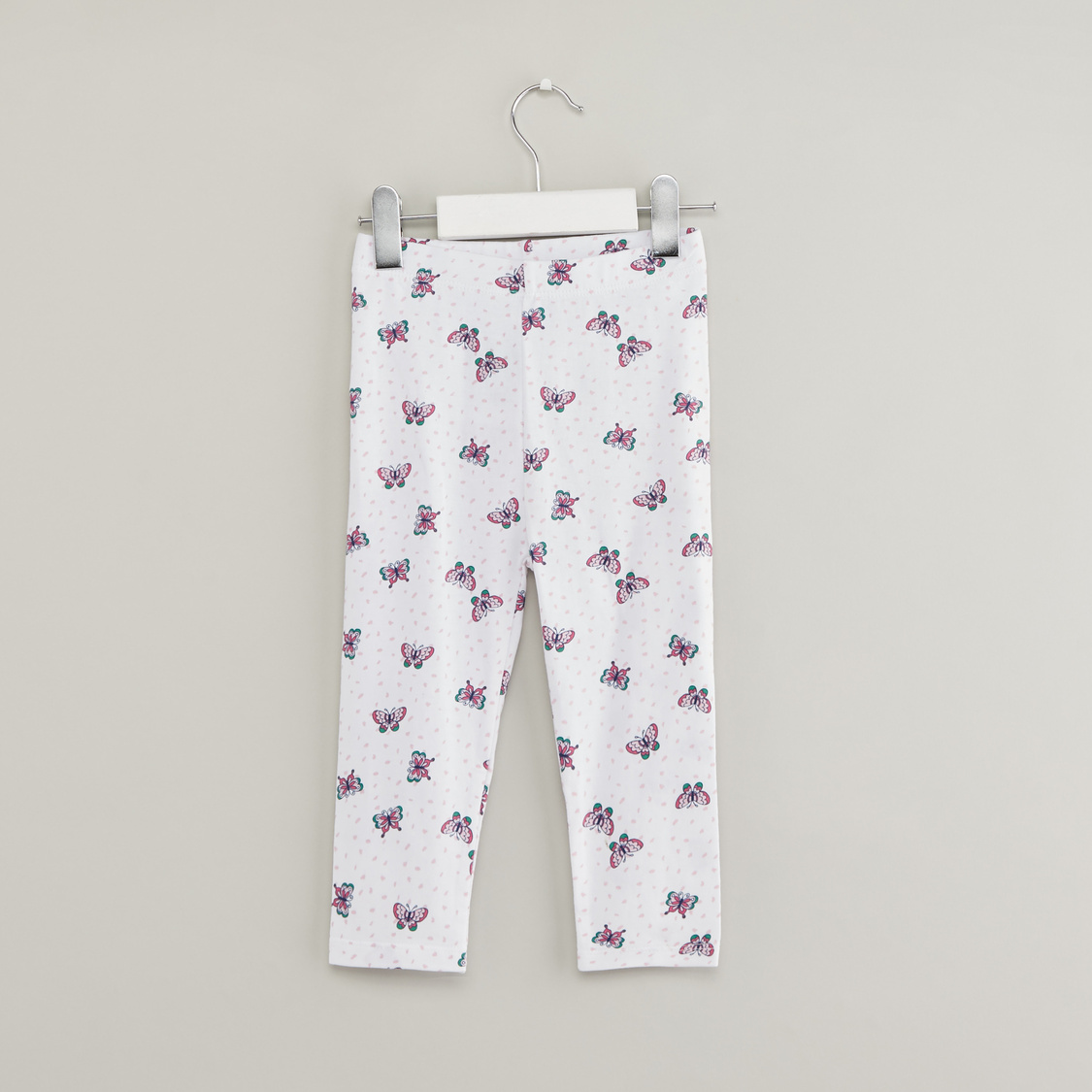 Butterfly Printed Leggings
