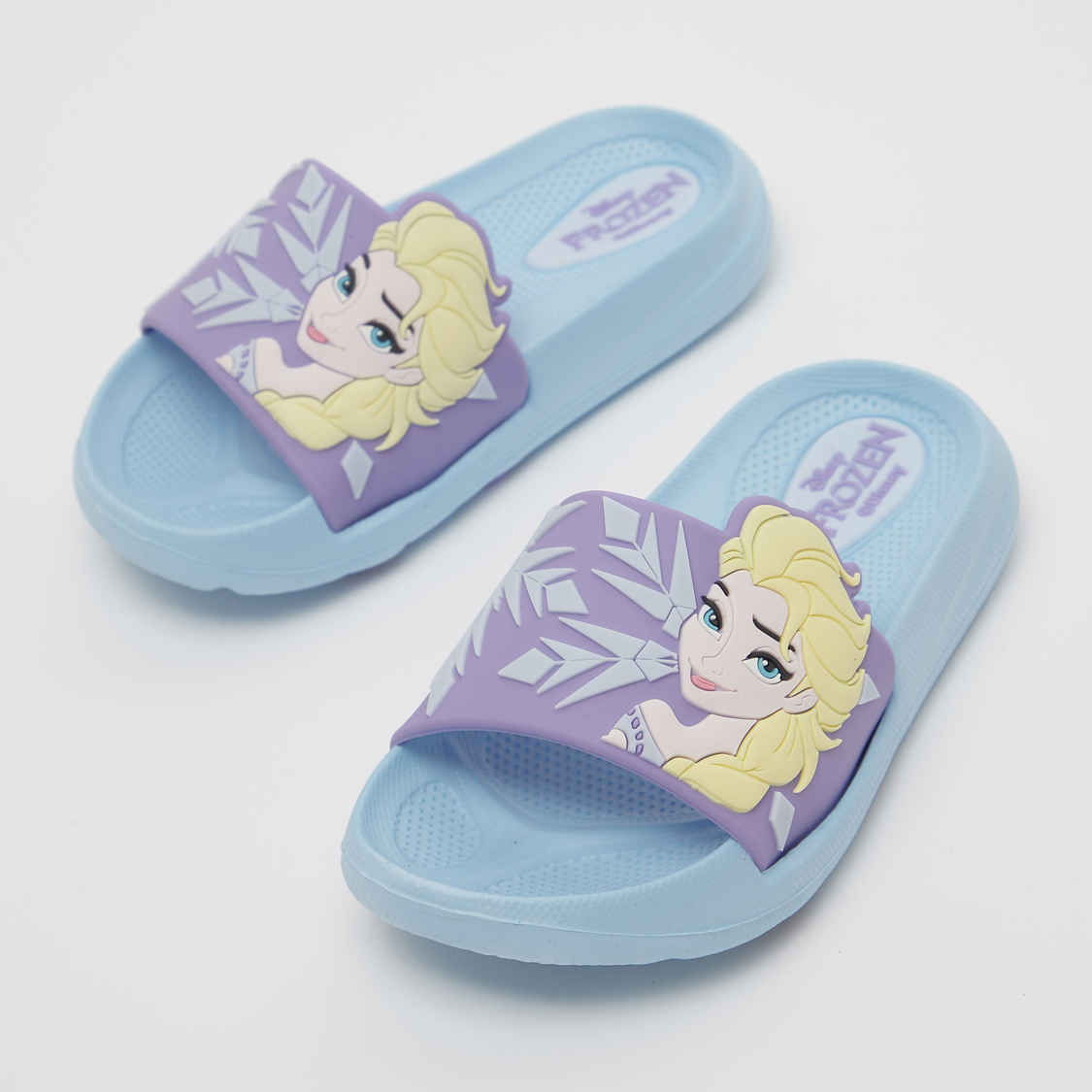 Disney Frozen Embossed Print Slides