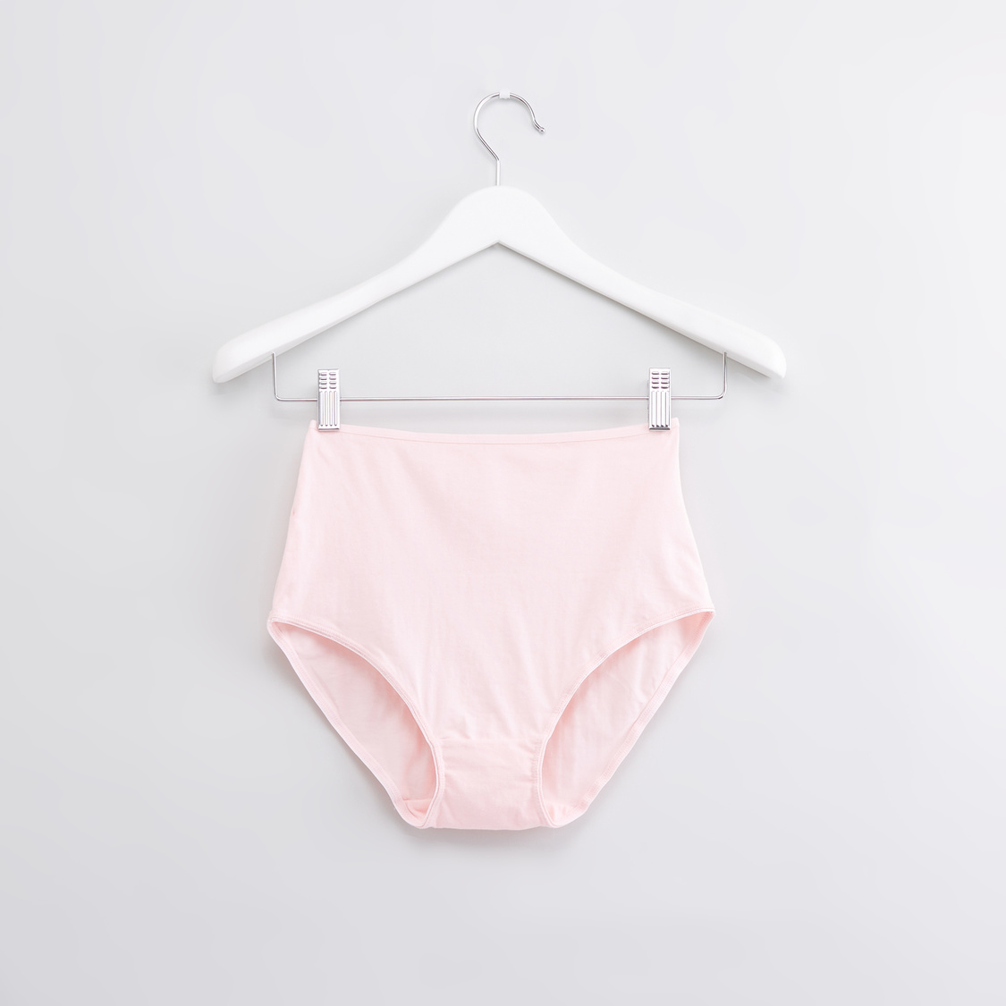 Set of 5-Assorted Full Briefs with Elasticised Waistband