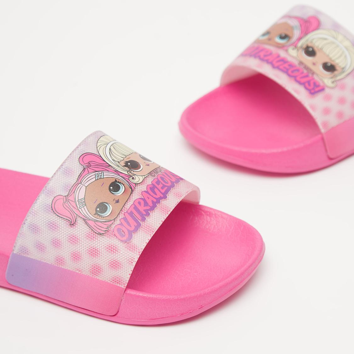 حذاء خفيف سهل الارتداء بطبعات لول سوربرايز!