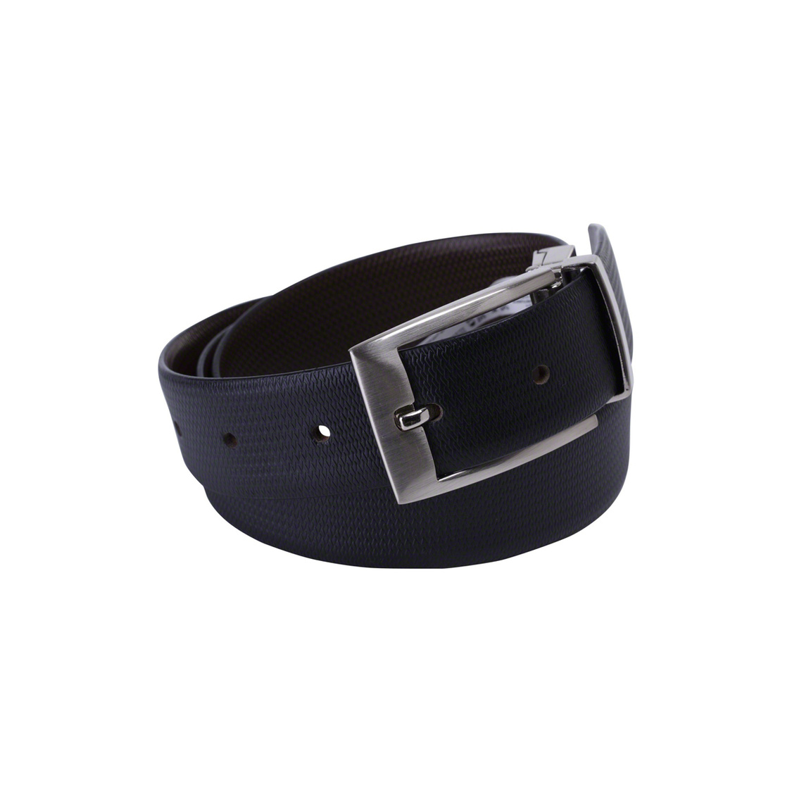 Solid Formal Belt with Pin Buckle Closure