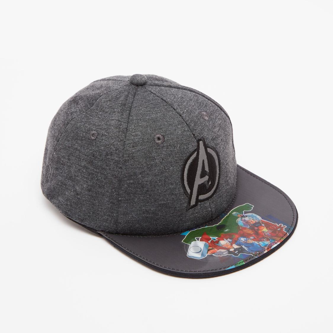 Avengers Print Baseball Cap