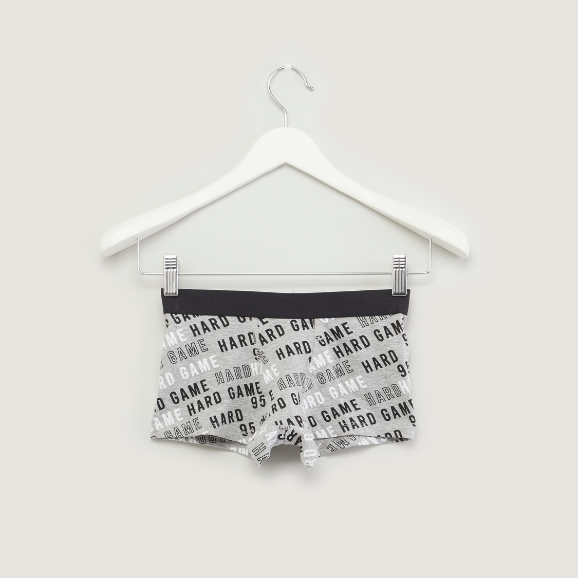 Set of 3 - Printed Briefs with Elasticised Waistband