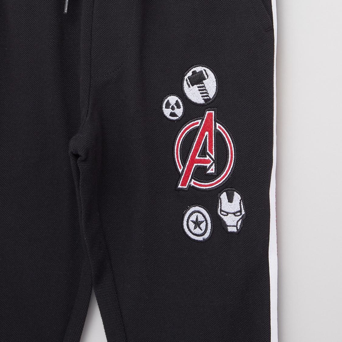Avengers Printed Joggers