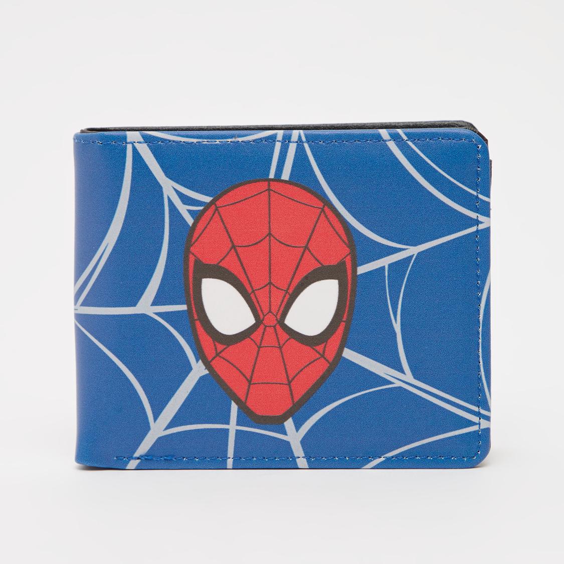 Spider-Man Print Wallet
