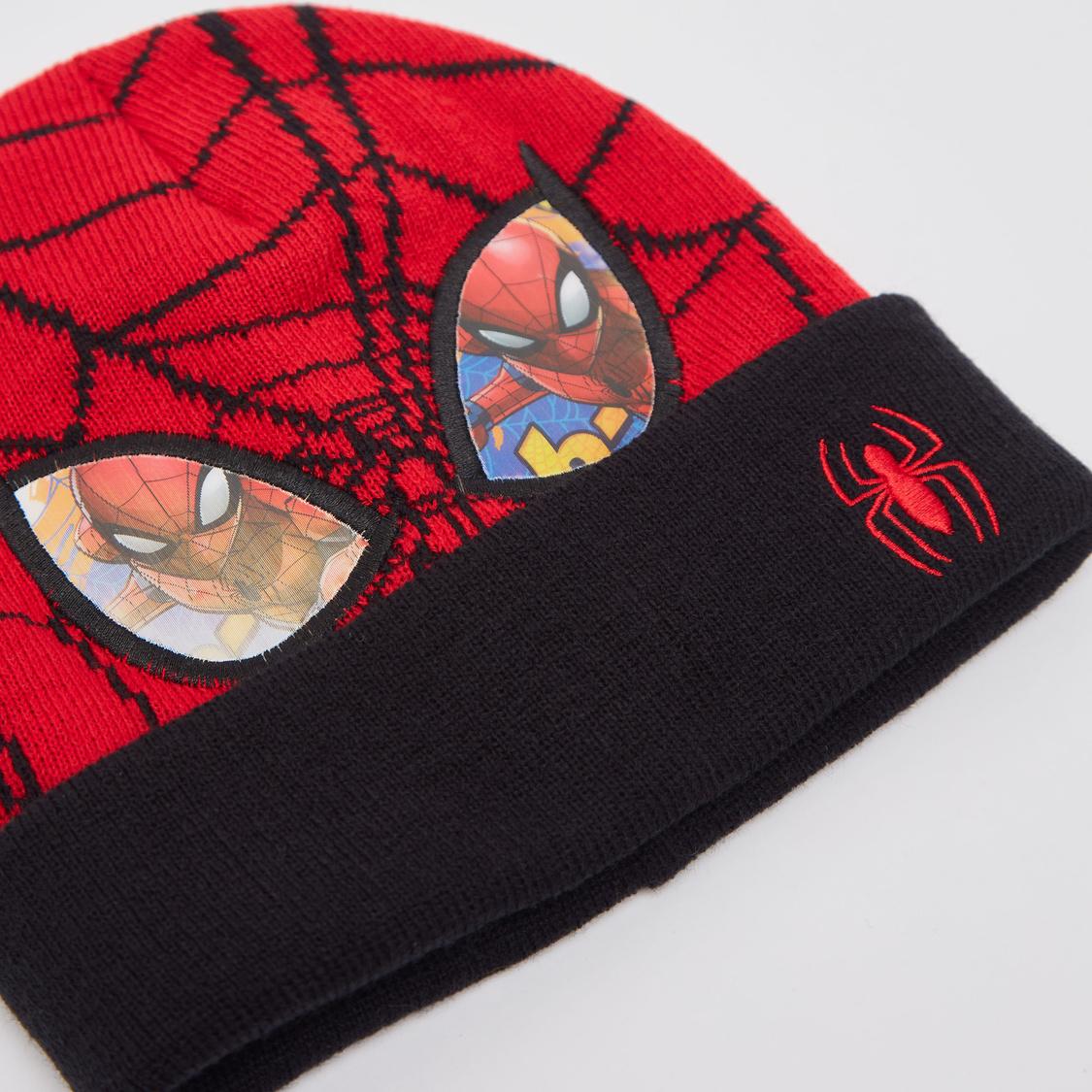 Spider-Man Cap and Gloves Set