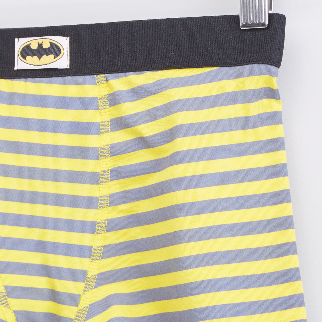Set of 3 - Batman Printed Trunks with Elasticised Waistband