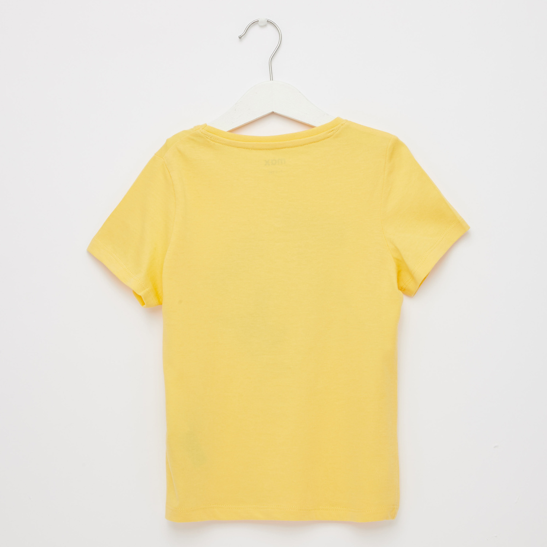 Pack of 2 - Dinosaur Print Round Neck T-shirt with Pyjamas