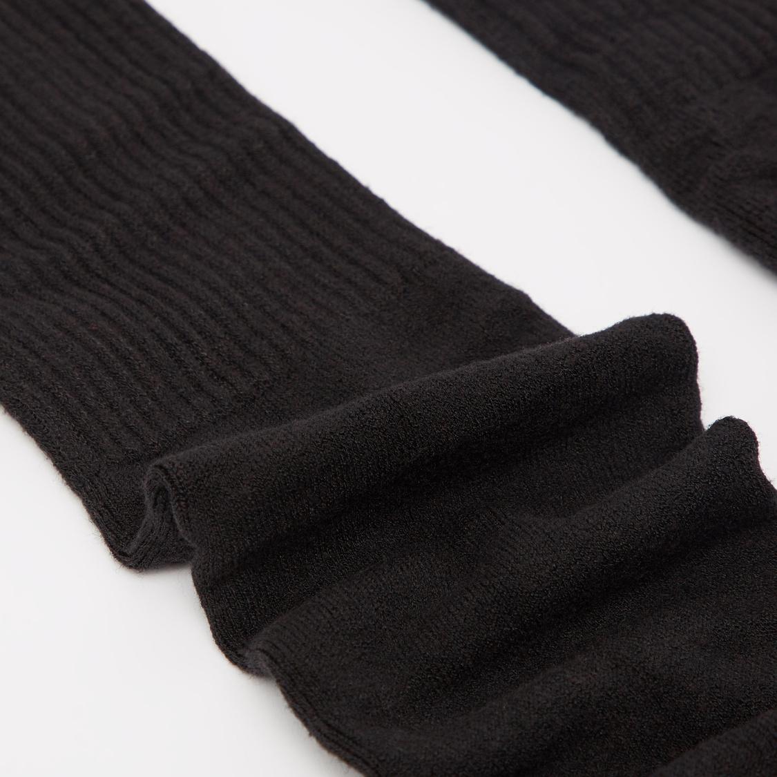 Textured Leg Warmer