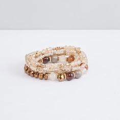 Beaded Bracelet - Set of 5